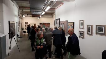 Vernissage 11.05.2019 Galerie Monopol Leipzig