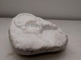 Skulptur, Mein Held, Marmor