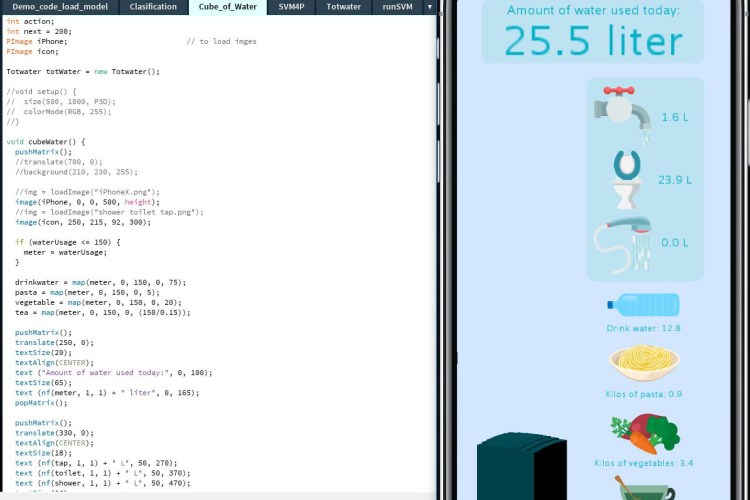 Code and app