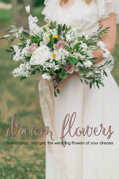 Planning and getting your dream wedding flowers with Texas florist Jessica Ormond Events - Photography by Emily Koontz Photo