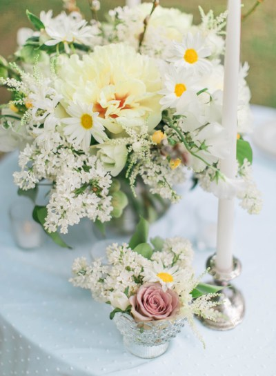 Romantic and Wild | Wedding Inspiration