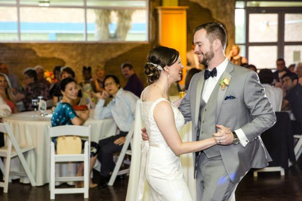 Texas Two-Step first dance. Wedding Planner Jessica Ormond Events. Caitlin & Ryan Photography.