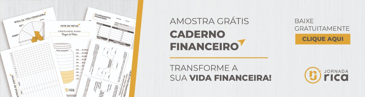 caderno financeiro amostra