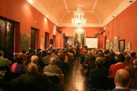 Inauguración II Jornadas de Archivos Privados
