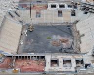 Construção do Estádio do Corinthias