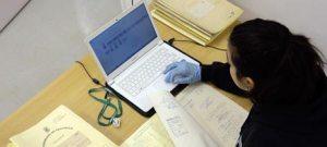 Documentos ajudam a resgatar a memória da Universidade