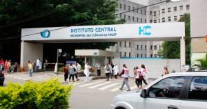HC realoca pacientes para liberar 900 leitos aos infectados pela covid-19