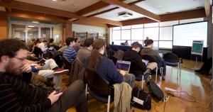 USP recebe evento do CERN sobre processamento inteligente de sinais