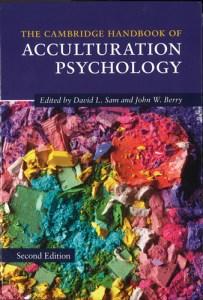 Lançamento internacional reúne estudos sobre psicologia da aculturação