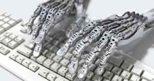 """""""Jornalistas robôs"""" estão cada vez mais presentes nas redações"""