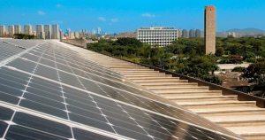 Energia solar é cada vez mais utilizada no Brasil