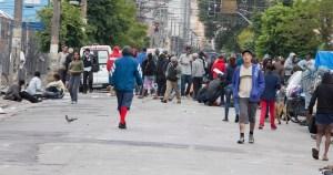 Falta atenção à saúde mental de quem vive nas ruas