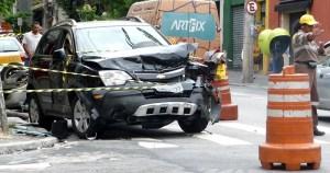 Colisão frontal por falta de atenção é o que mais mata no trânsito brasileiro