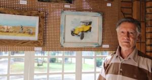 Campus de Bauru promove exposição de aquarelas