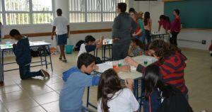 Desafio testa conhecimento de alunos do fundamental e médio