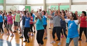 Em Ribeirão Preto, USP oferece exercício físico para idosos sedentários