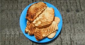 Os perigos da acrilamida em alimentos aquecidos