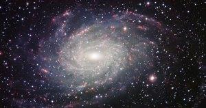 """Galáxia """"gêmea"""" traz pistas sobre o passado da Via Láctea"""