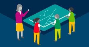 Inteligência artificial pode trazer benefícios na área da educação