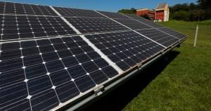 Você sabia que a USP tem uma usina de energia solar?