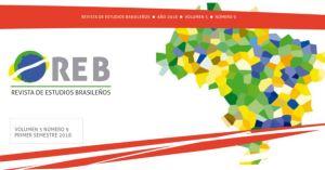 """Parceria com universidade espanhola, """"Revista de Estudios Brasileños"""" lança novo número"""