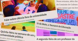 Moacir Ponti, professor da USP, cria diário para mostrar como é o dia a dia em uma universidade pública
