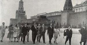 Transpondo a Cortina de Ferro: relatos de viagens de brasileiros à URSS