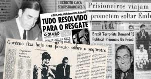Sequestro de embaixador no Brasil moldou política externa dos EUA na Guerra Fria