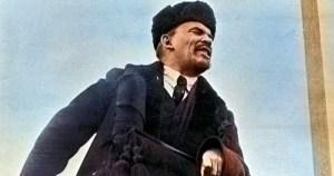 """Lênin, uma das principais figuras da """"era dos extremos"""""""