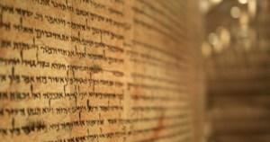 """""""Manuscritos do Mar Morto"""" são tema de evento gratuito on-line"""