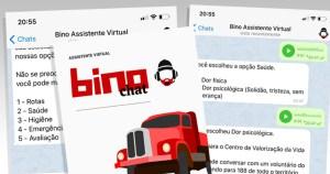 Assistente virtual facilita a vida de caminhoneiros em rodovias