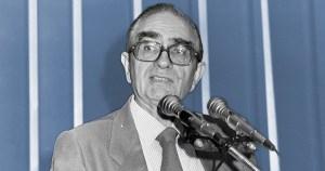 """""""Florestan Fernandes é o protótipo do intelectual público"""""""