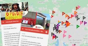 Plataforma mapeia ações solidárias para atenuar efeitos da covid-19
