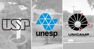 Profissionais formados na USP, Unesp e Unicamp têm produtividade maior