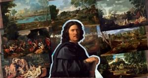 Nicolas Poussin e sua busca infinita pela paisagem