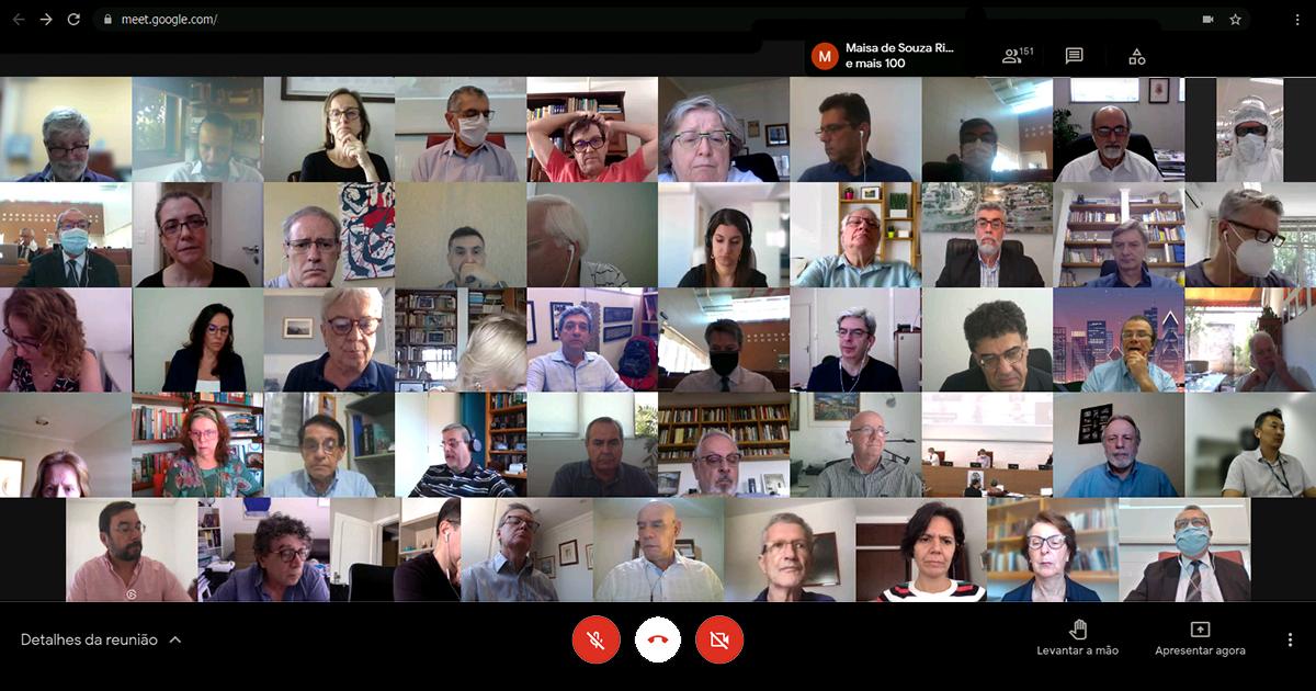 Reunião de Dirigentes - Foto: Reprodução