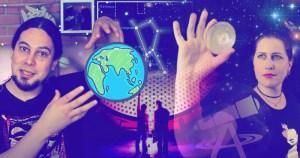 Astrotubers usam a internet para ensinar astronomia de maneira fácil e divertida