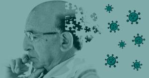 Pacientes com Alzheimer têm até três vezes mais chances de ter quadros graves de covid-19, aponta pesquisa