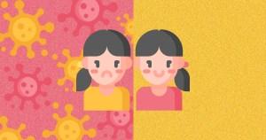 Covid-19: gêmeos idênticos podem mostrar diferentes respostas imunológicas à infecção