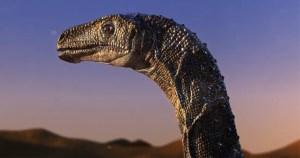Tamanho das estruturas sensoriais pode ter influenciado no sucesso evolutivo dos dinossauros