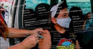 Modelo matemático projeta datas finais da vacinação contra a covid em todo o Brasil