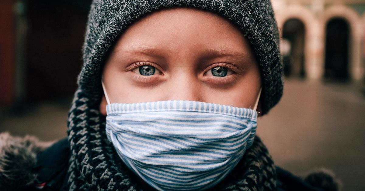 Brasil é um dos países que mais teve casos de covid sintomático em crianças - Foto: Pixabay
