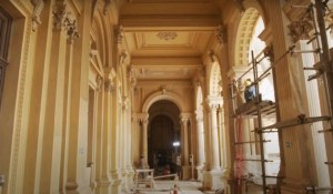 Museu do Ipiranga está com 70% das obras de restauro do edifício-monumento concluídas