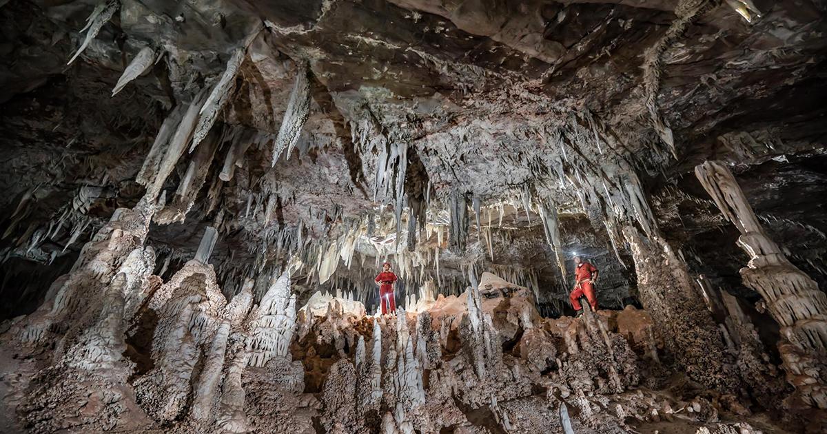Caverna Diva de Maura (BA) - Foto: Daniel Menin