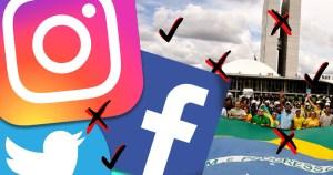 As mídias sociais como arma de governo