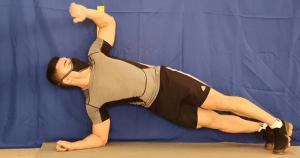 Fisioterapeutas podem ser voluntários de estudo sobre testes de performance física para membros superiores