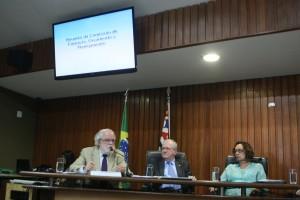 Reitor participa de audiência sobre orçamento na Alesp