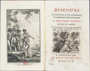 Obra de Rousseau é tema central de nova edição de revista