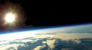 Sonda experimental do Grupo Zenith levou micro-organismos à estratosfera