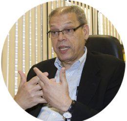 Sylvio Canuto, Pró-reitor de Pesquisa. Foto: Marcos Santos/USP Imagens
